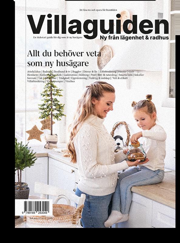 Ny i villa från lägenhet & radhus tidning